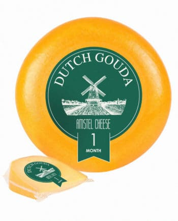 "Dutch Gouda 1mth – Young ""Jong Gouda"""