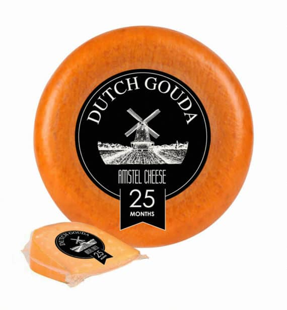 "Dutch Gouda 25mth Old ""Overjarig"""