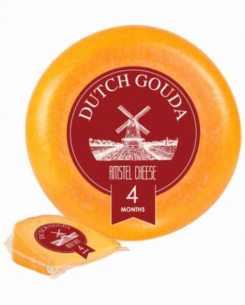 "Dutch Gouda 4mth – Mature ""Belegen Gouda"""