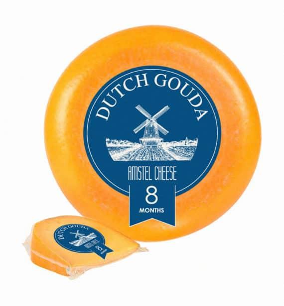 """Dutch Gouda 8mth – Extra Mature """"Extra Belegen Gouda"""""""